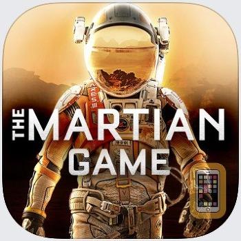 아이폰 대화형 게임, The Martian: Official Game 일시적 무료 배포