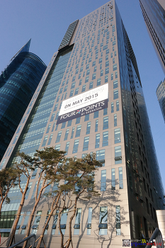 포포인츠 바이 쉐라톤 서울 Four Points by Sharaton Seoul