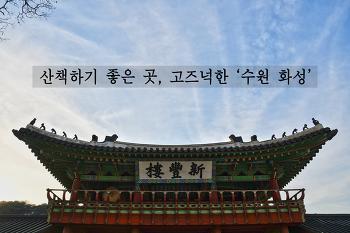 [사진을 말하다_D500] #50. 서울 근교 여행지, 산책하기 좋은 고즈넉한 '수원 화성'