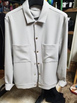 [YuvidLook 구매보고서] 더니트컴퍼니 셔츠형 아우터 셔켓 (셔츠형 자켓)