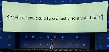 Facebook社, 말없는 대화가 가능한 텍스트형 인터페이스 개발에 착수