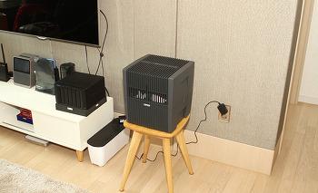 벤타 에어워셔 LW-25 장점 단점 쉬운 청소 간단한 구조