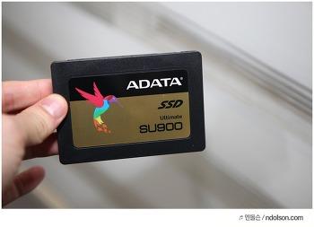 3D MLC NAND SSD 추천, 최고의 성능 ADATA SU900 512GB SSD 사용기, 마이그레이션 쉬운 SSD 추천