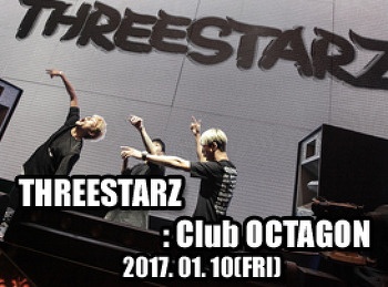 2017. 01. 20 (FRI) THREESTARZ @ OCTAGON