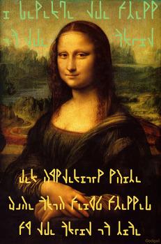 Mona Lisa's Smile Came From ... (모니리자의 미소의 원인은...)
