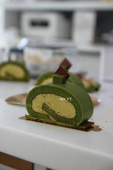 의정부 디저트 180오븐/말차캐러멜롤케익/얼그레이롤케이크/인절미콩고물케이크/주문케이크