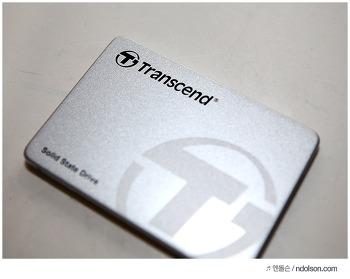 트랜센드 SSD220S 쉬운 업그레이드 SSD추천