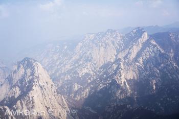 [중국 특파원] 중국 시안 여행 2편, 화산 (華山)
