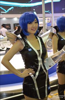 컴퓨텍스 부스걸 2탄 : Computex Taipei 2013 Booth Babes