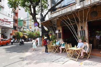 베트남여행 #64 호찌민 - 여행에 필요한 모든 것 '데탐 여행자거리'