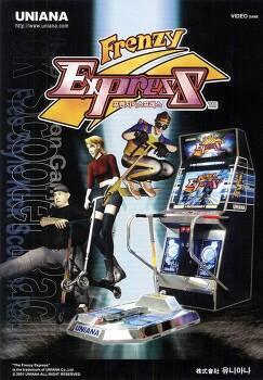 Frenzy Express - 프렌지 익스프레스