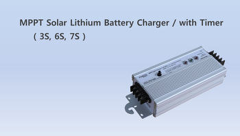 Solar MPPT Li-ion Battery Chargers,  (Korea)