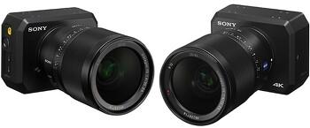 드론 헬리캠 카메라로 괜찮은 소니 UMC-S3C 풀프레임 미러리스카메라