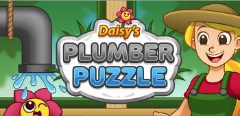 플래시퍼즐게임 - Daisy's Plumber Puzzle