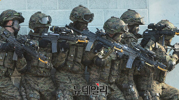 우리 군의 대테러 초동대응팀들의 현실은?