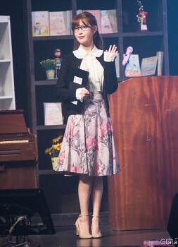 160918 데뷔 8주년 기념 팬미팅 아이유 직찍 by 글라라