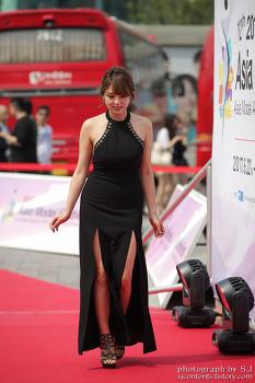 시노자키 아이(Shinozaki Ai) 2017 아시아 모델 페스티벌 레드카펫
