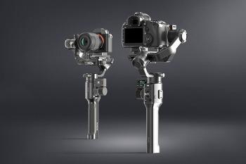 한 손 핸드헬드 3축 카메라 짐벌! DJI 로닌-S