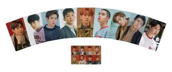 K-POP 아이돌 그룹 엑소(EXO) 담은 캐시비 교통카드 한정판 출시