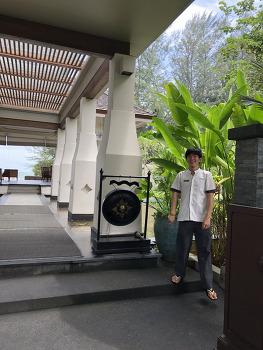 조연심, 김진향의 태국 푸켓여행 호캉스 둘째날 : Anantara Rayan Phuket Resort 아난타라 라얀 푸켓 리조트 #1