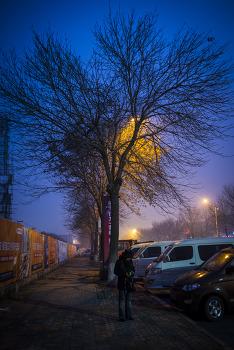 중국 청도의 새벽 풍경, 새벽이 주는 선물. by 포토테라피스트 백승휴