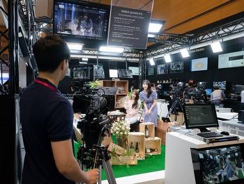 소니코리아, KOBA 2018에서 4K/UHD HDR 콘텐츠 제작을 위한  신제품 및 최신 기술 전시