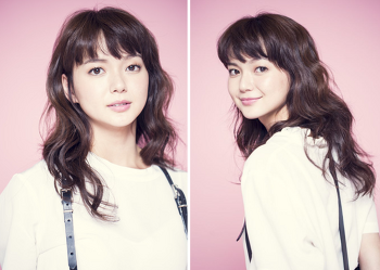 두 가지 매력을 보유한 일본 여배우 '타베 미카코'