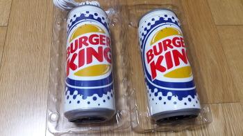 버거킹 햄버거만 드셨나요? 저와 추억 좀 같이 드실래요?