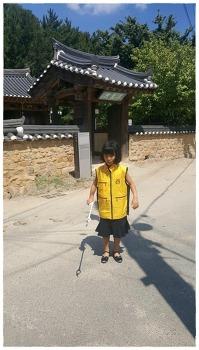 ♥ 수성가족문화재지킴이 1가족 1문화재활동(모명재) ♥