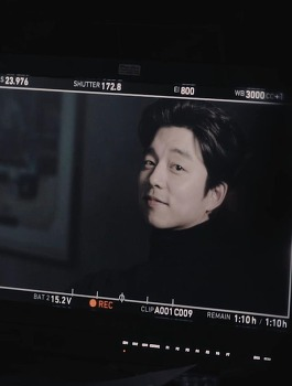 SK브로드밴드 B tv x NUGU 광고 촬영 현장 스케치