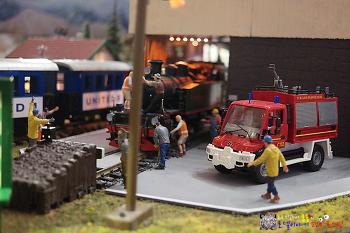 밀레니엄서울힐튼 호텔 크리스마스 열차 - 아이들이 더 좋아하는 연말 호텔 구경거리