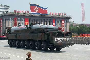 North Korea's religion Juche