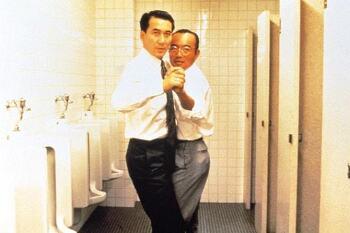 영화 '쉘 위 댄스 Shall We Dance?, 1996' 야쿠쇼 코지가 되찾은 삶의 기쁨