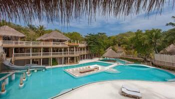 몰디브 Maldives 어린이 동반 가족 여행 추천 럭셔리 호텔, 리조트 [몰디브 추천 숙소]