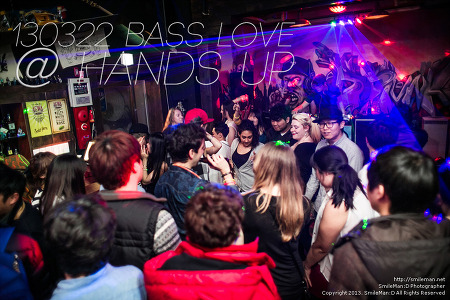 130322 BASS LOVE @ Hands Up