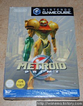 [NGC] 메트로이드 프라임 (Metroid Prime)