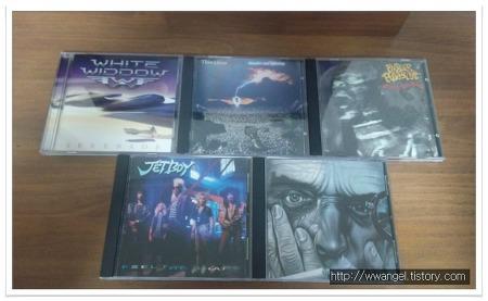 2016년 첫 음반 구매