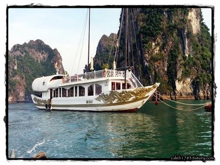 우아하고 세련된 발렌타인 프리미엄 정크 - 하롱베이 크루즈 여행기 (Valentine Junk, Halong Bay Cruise)
