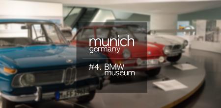 [독일-뮌헨]#4. 뮌헨 BMW 박물관 (munich BMW museum)
