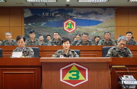 부활 황병서와 유임 김관진, 남북 회담 막전막후