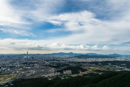 [2017/08/12] 남한산성 일몰