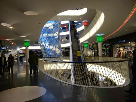 프랑크푸르트 갤러리아 백화점 Galeria Kaufhof Frankfurt An der Hauptwache