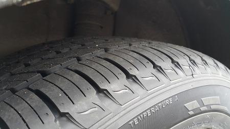 코스트코에서 자동차 타이어 구입·교환 후기 - 스포티지r