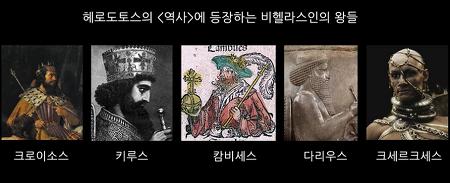 [인문학산책 3] 헤로도토로스의 역사