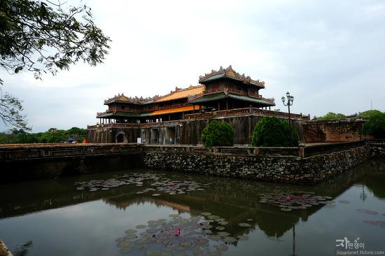 베트남여행 후에 왕궁 베트남 마지막 왕조의 흔적