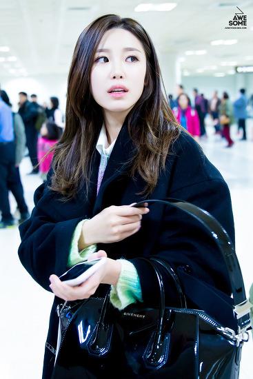 161104 김포공항 출발