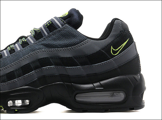 "Nike Air Max 95 ""Black/Grey-Neon"" JD Sports - Fall 2016 | 나이키 에어 맥스 95 ""블랙/그레이-네온"" JD 스포츠 별주 - 2016년 가을 시즌"
