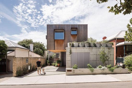 *호주 퍼스의 은퇴한 부부를 위한 주택-[ EHDO ] The Silver Street House