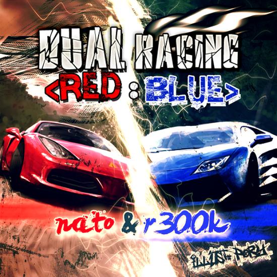 [HIGH5 x O2Jam]Dual Racing (RED vs BLU..