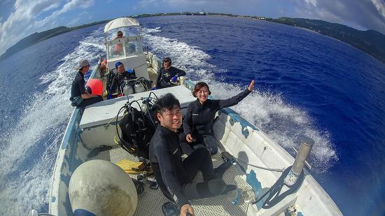 로타 여행, 마리아나 제도 로타섬 스쿠버다이빙 '블루팜 다이브 서비스'  코랄가든 펀다이빙